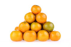 Oranges fruit tropical Royalty Free Stock Images