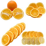 Oranges fruit. Royalty Free Stock Images