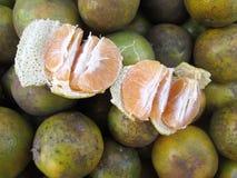 Oranges fruits Stock Photo