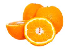 Oranges - isolated Stock Images