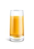 Oranges juice illustration Royalty Free Stock Images