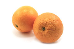 Oranges mûres Images stock