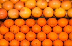 Oranges from Marakesh Stock Images