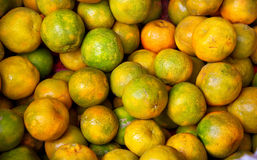 Oranges in market Stock Photography