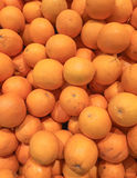 Oranges in the market Royalty Free Stock Image