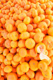 Oranges at market Royalty Free Stock Photography