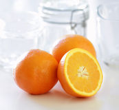 Oranges for marmalade Stock Photo