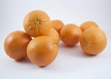 Oranges navel Photographie stock libre de droits