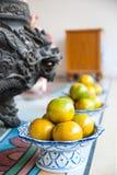 Oranges Offerings Royalty Free Stock Image