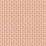 Oranges orange and red grapefruit slices round fruit citrus vertical stripes on a light pink background seamless vector pattern. Oranges orange and red Stock Image