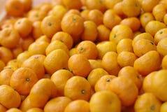 Oranges pile background Royalty Free Stock Image