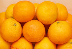 Oranges pile Royalty Free Stock Images