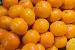 Oranges pleine page photo libre de droits