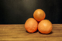 Oranges retro Royalty Free Stock Photos
