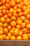Oranges Sale Royalty Free Stock Photos