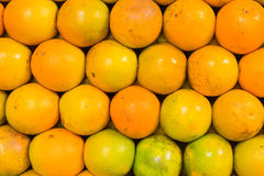 Oranges for sale in the market royalty free stock image