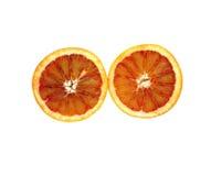 Oranges siciliennes Photo stock