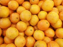Oranges texture Royalty Free Stock Photography