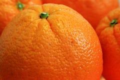 Oranges. Up close shot of oranges Stock Image