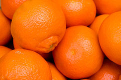 Oranges. Vibrant Oranges at the Market stock photos
