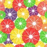 OrangesSeamless Stock Image
