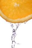orangewater arkivbilder