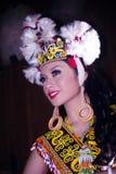 An orangulu princess Royalty Free Stock Photos