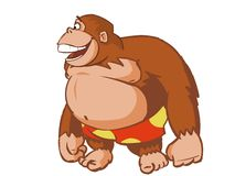 orangutan γέλιου Στοκ φωτογραφίες με δικαίωμα ελεύθερης χρήσης
