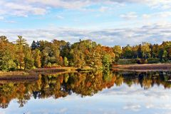 Oranienbaum Foto de archivo libre de regalías
