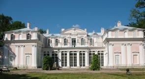 oranienbaum chiński pałac Zdjęcia Royalty Free