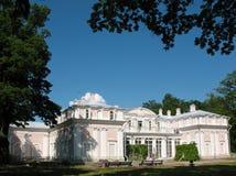 oranienbaum chiński pałac Zdjęcia Stock