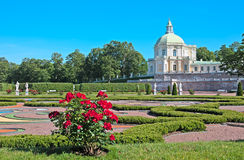 Oranienbaum (Lomonosov). Saint-Petersburg. The Grand Menshikov Palace. The Japanese Pavilion Royalty Free Stock Photo
