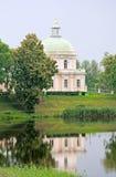 Oranienbaum (Lomonosov). Saint-Petersburg. The Grand Menshikov Palace. The Japanese Pavilion Royalty Free Stock Image