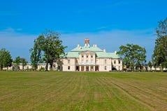 Oranienbaum (Lomonosov). Saint-Petersburg. The Grand Menshikov Palace Stock Image