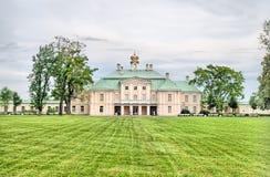 Oranienbaum (Lomonosov). Saint-Petersburg. The Grand Menshikov Palace Royalty Free Stock Photo