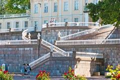 Oranienbaum (Lomonosov). Saint-Petersburg. The Grand Menshikov Palace Stock Photography