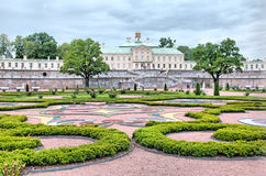 Oranienbaum (Lomonosov). Saint-Petersburg. The Grand Menshikov Palace Royalty Free Stock Photography