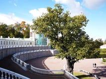 Oranienbaum-Museo-riserva In questo parco, a St Petersburg c'? un bello parco ed il precedente palazzo degli zar della R imperial immagine stock libera da diritti
