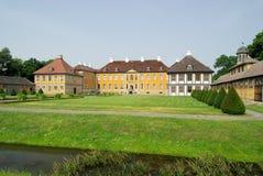Oranienbaum palace royalty free stock photo