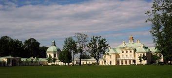 Oranienbaum palace, Saint-Petersburg Stock Photo