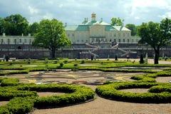 Oranienbaum palace, Saint-Petersburg Royalty Free Stock Photo