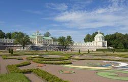 Palace in Oranienbaum, Russia Stock Image