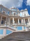 Oranienbaum, Russia Katalnaya gorka pavilion Royalty Free Stock Images