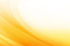 Oranje Abstracte Achtergrond Stock Afbeelding