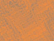 Oranje abstracte achtergrond Royalty-vrije Stock Foto's