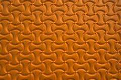Oranje Abstracte Patroonachtergrond Thailand Stock Foto