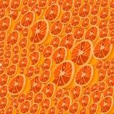 Oranje achtergrond Royalty-vrije Stock Foto