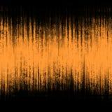 Oranje Achtergrond Grunge Royalty-vrije Stock Fotografie