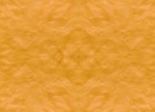 Oranje achtergrond met vingerafdrukken Royalty-vrije Stock Afbeelding