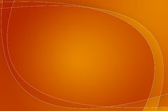 Oranje behang/achtergrond Royalty-vrije Stock Foto